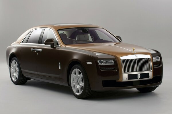 Rolls Royce Ghost Two Tone