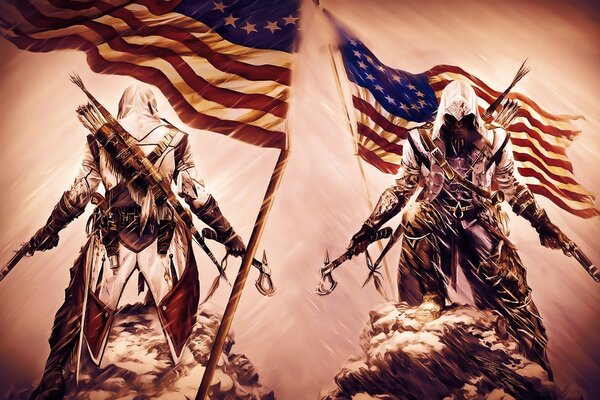American Assassins Creed