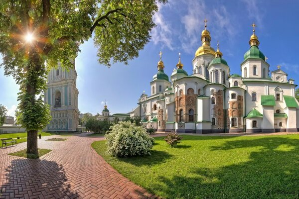 Saint Sophia Cathedral Kiev