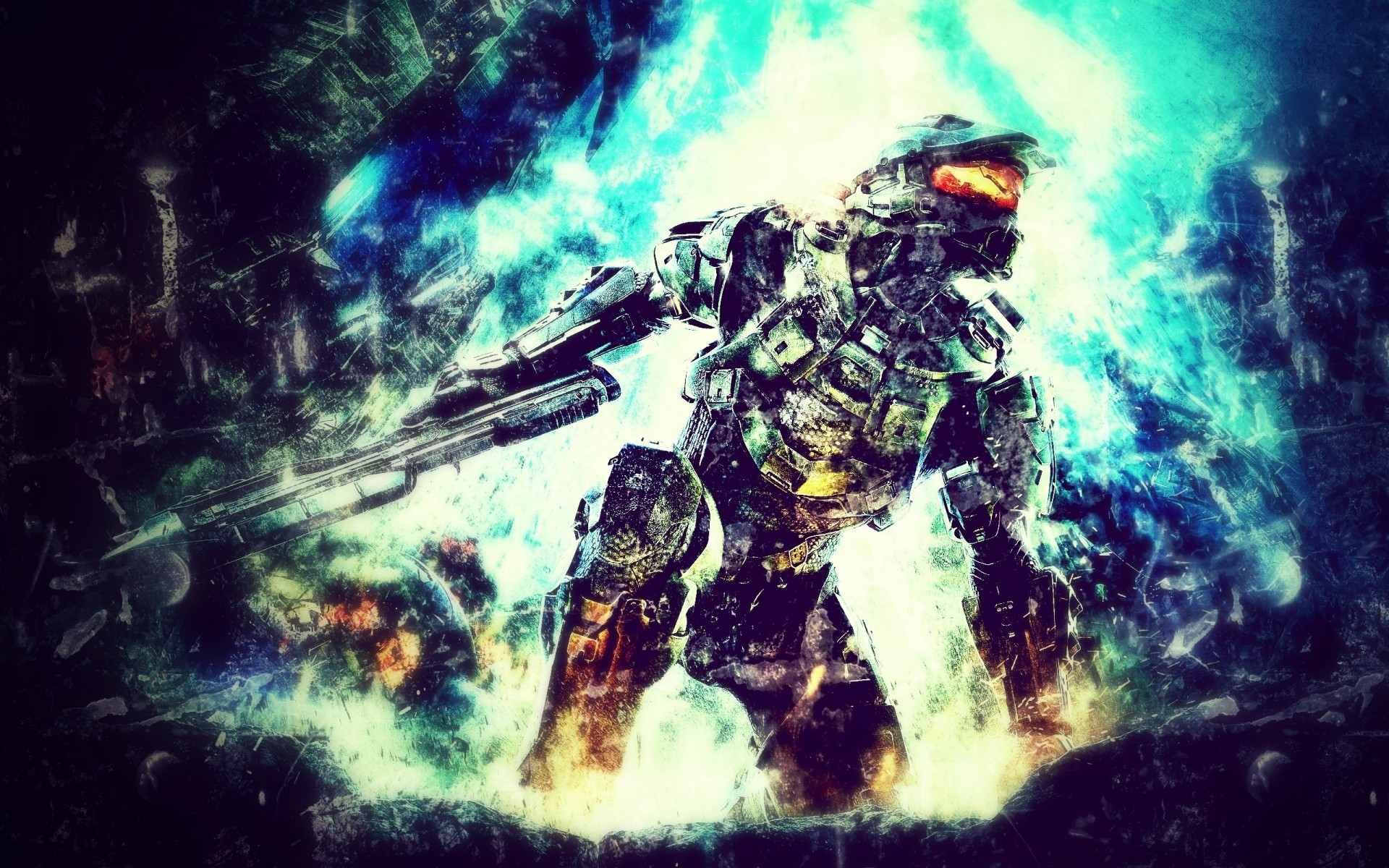 Halo 4 Free Wallpapers
