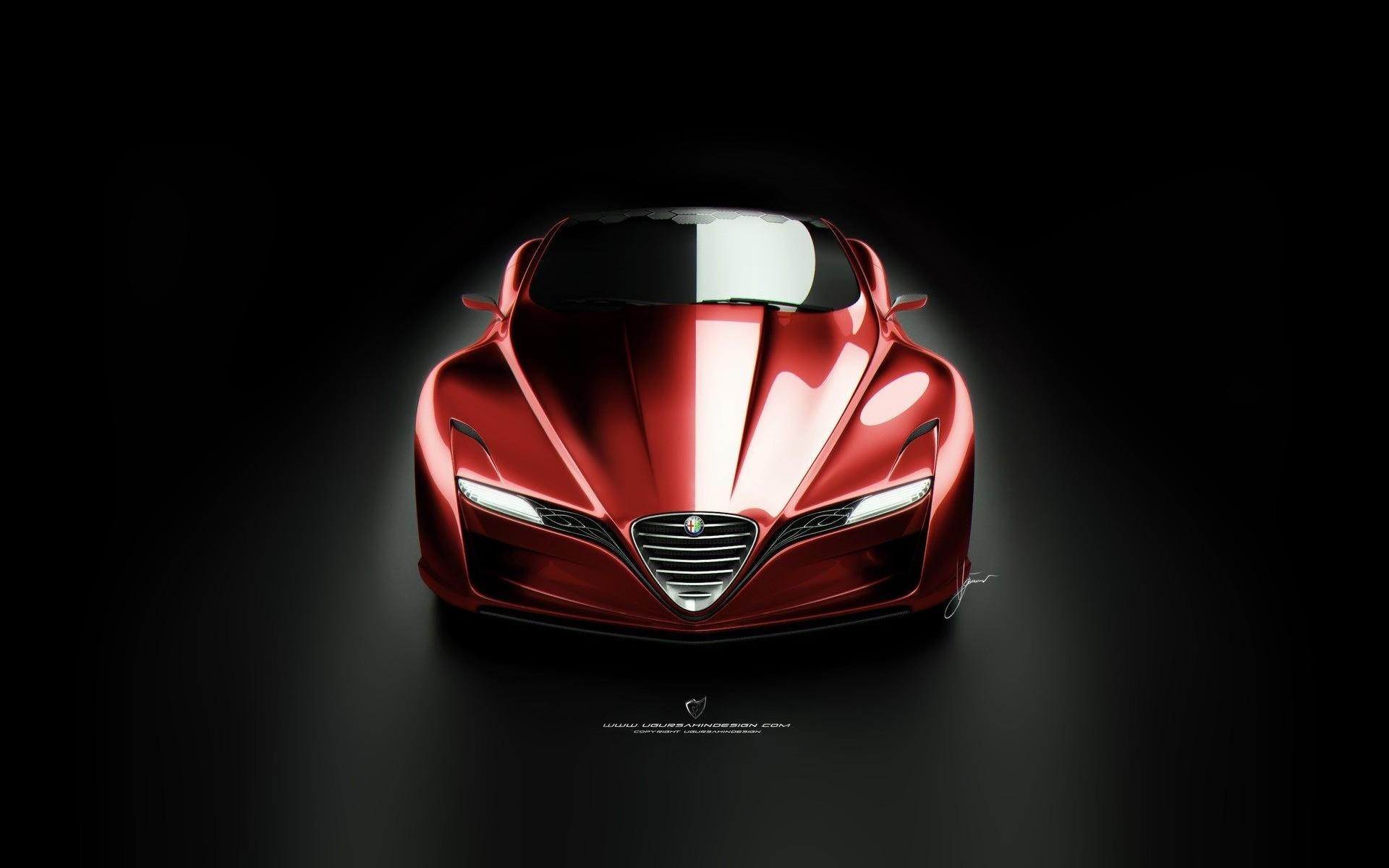 Alfa Romeo Concept Car >> Alfa Romeo 12c Gts Concept Phone Wallpapers