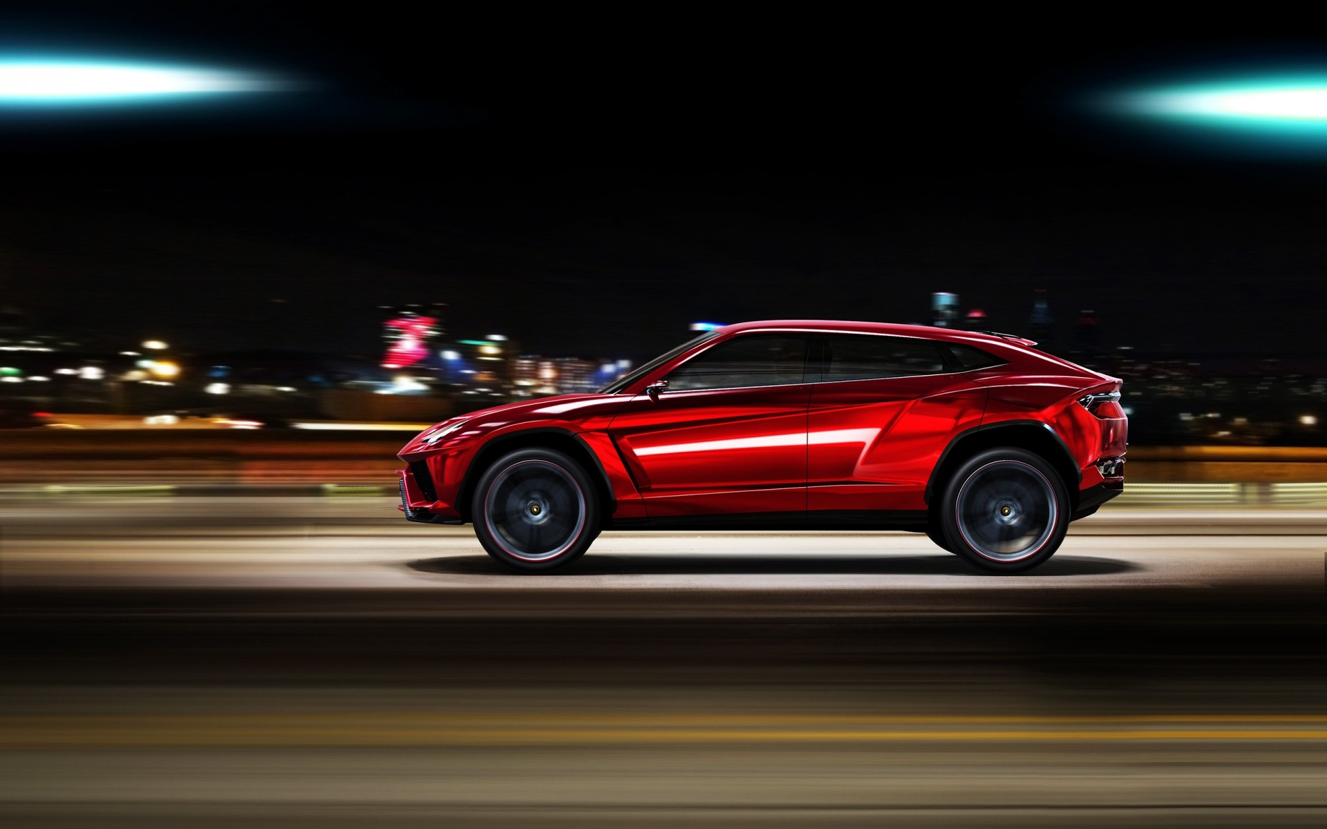 Lamborghini Urus Speed Phone Wallpapers