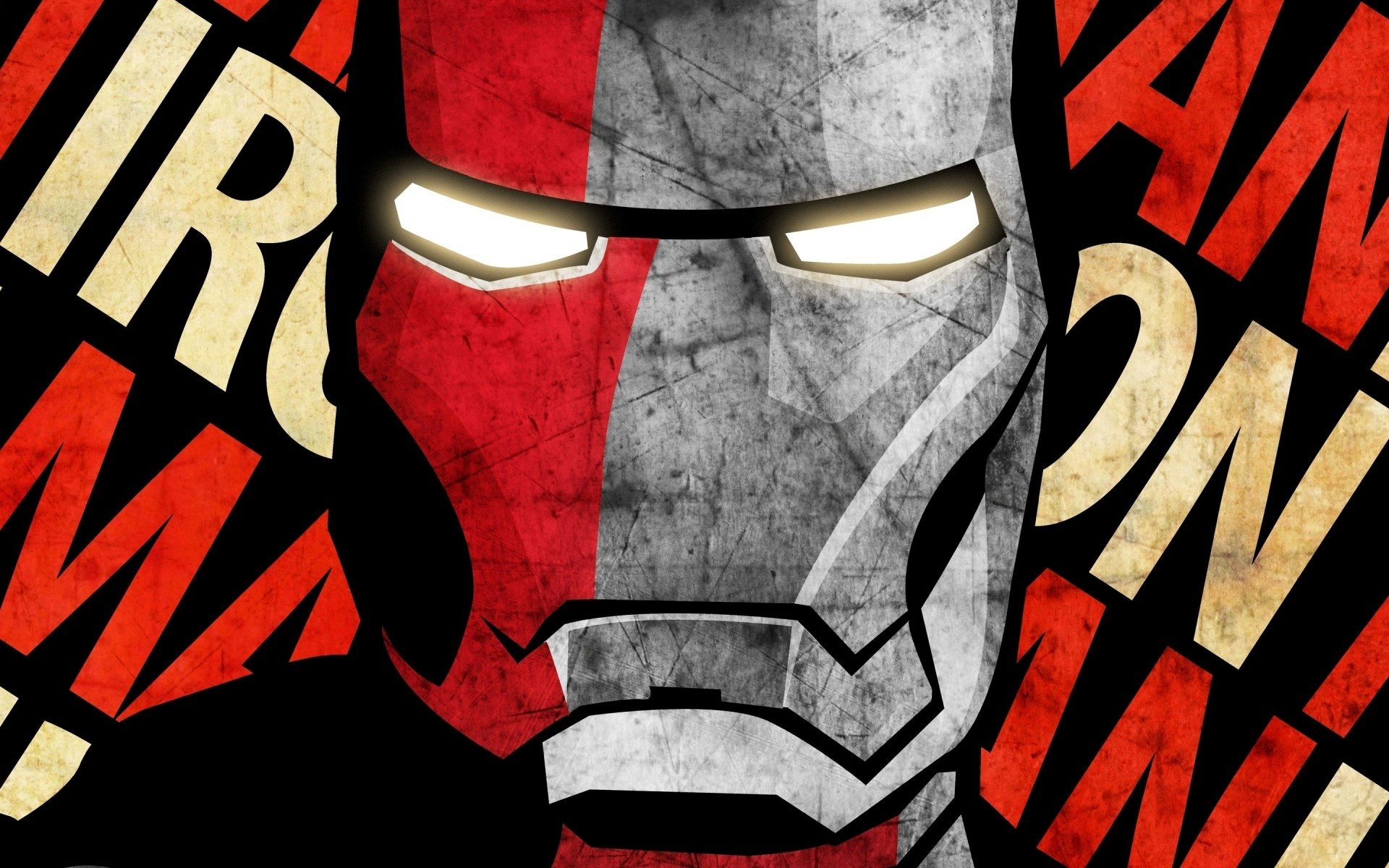 Iron Man Mask Android Wallpapers For Free