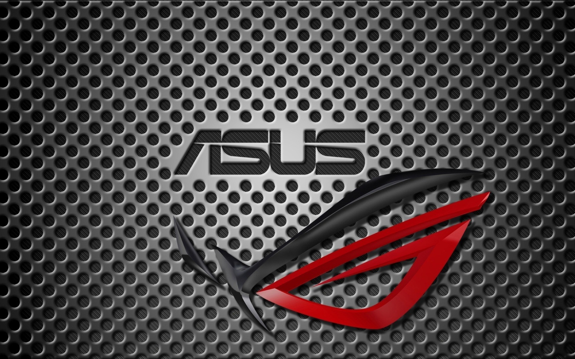 digital technology steel iron metallic aluminum desktop stainless steel design asus background asus logo