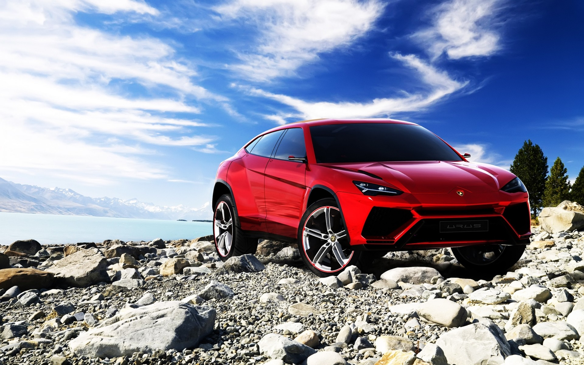 Lamborghini Urus Concept Iphone Wallpapers For Free