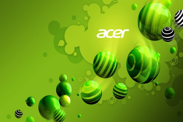 Acer Green World