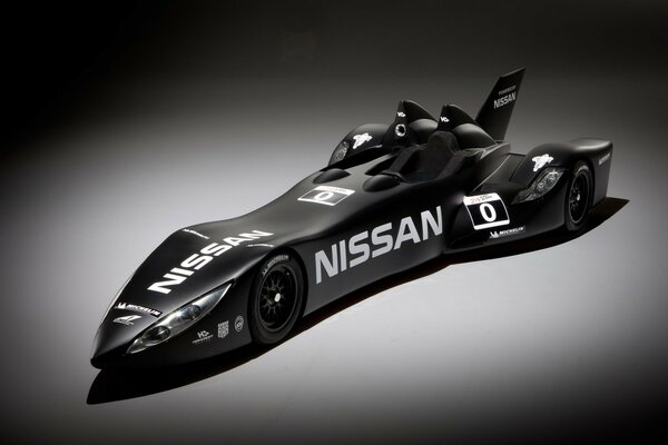 Nissan Deltawing Experimental Race Car