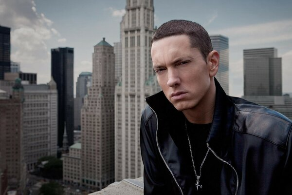 Eminem Close Look