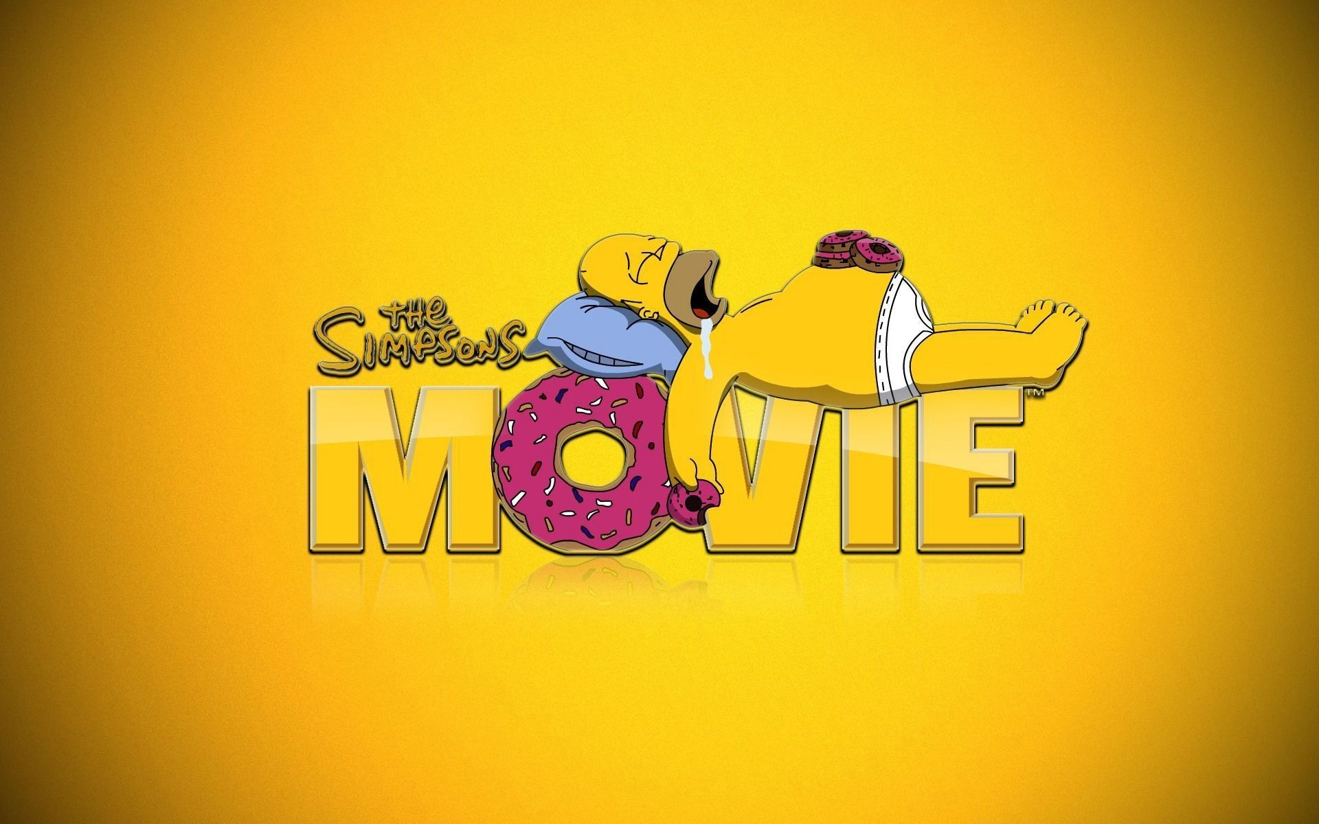 The Simpsons Movie Free Wallpapers