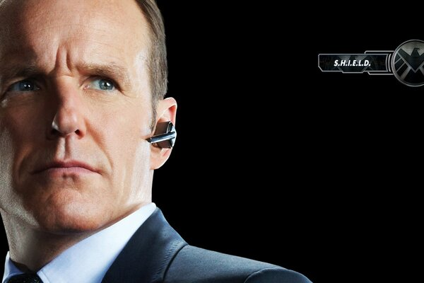 The Avengers Agent Phil Coulson
