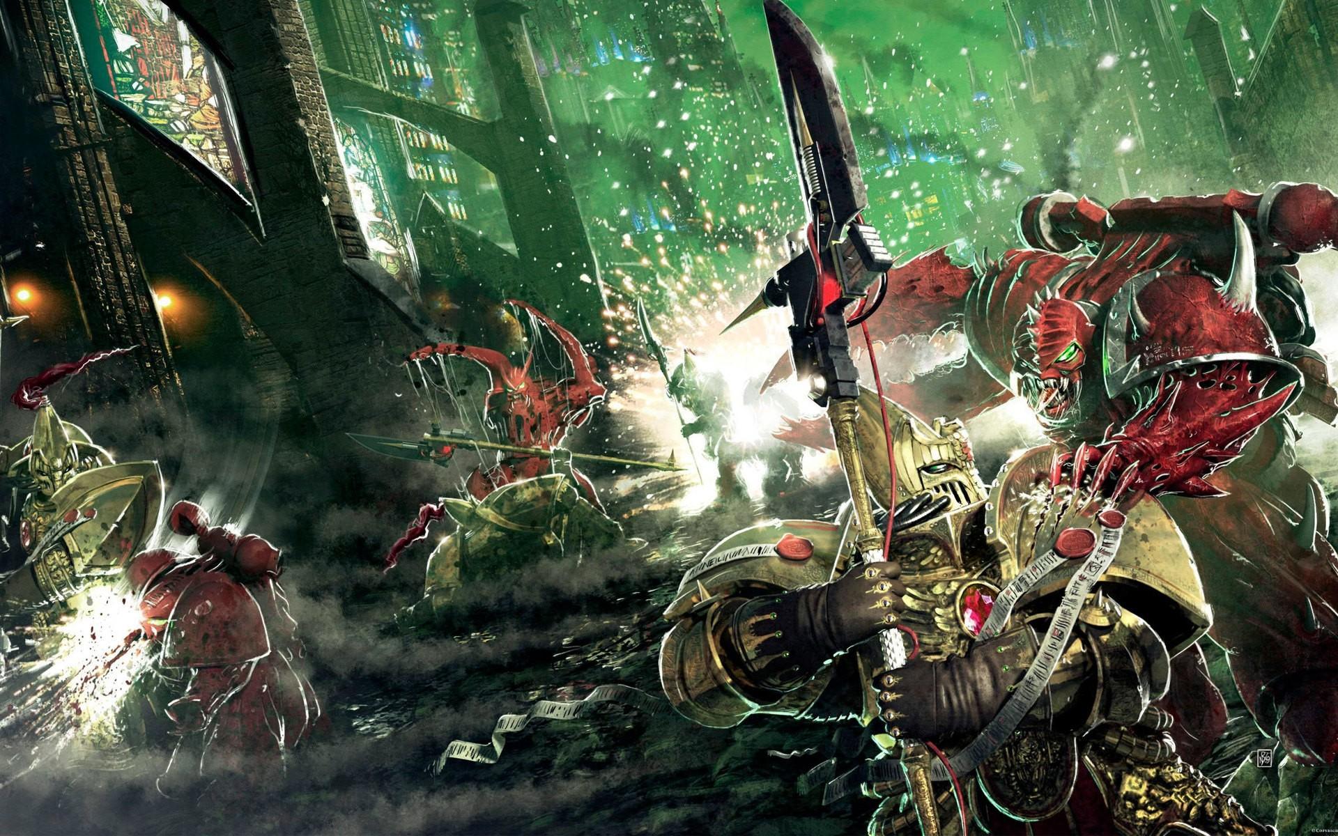 Horus Heresy Warhammer 40k Phone Wallpapers