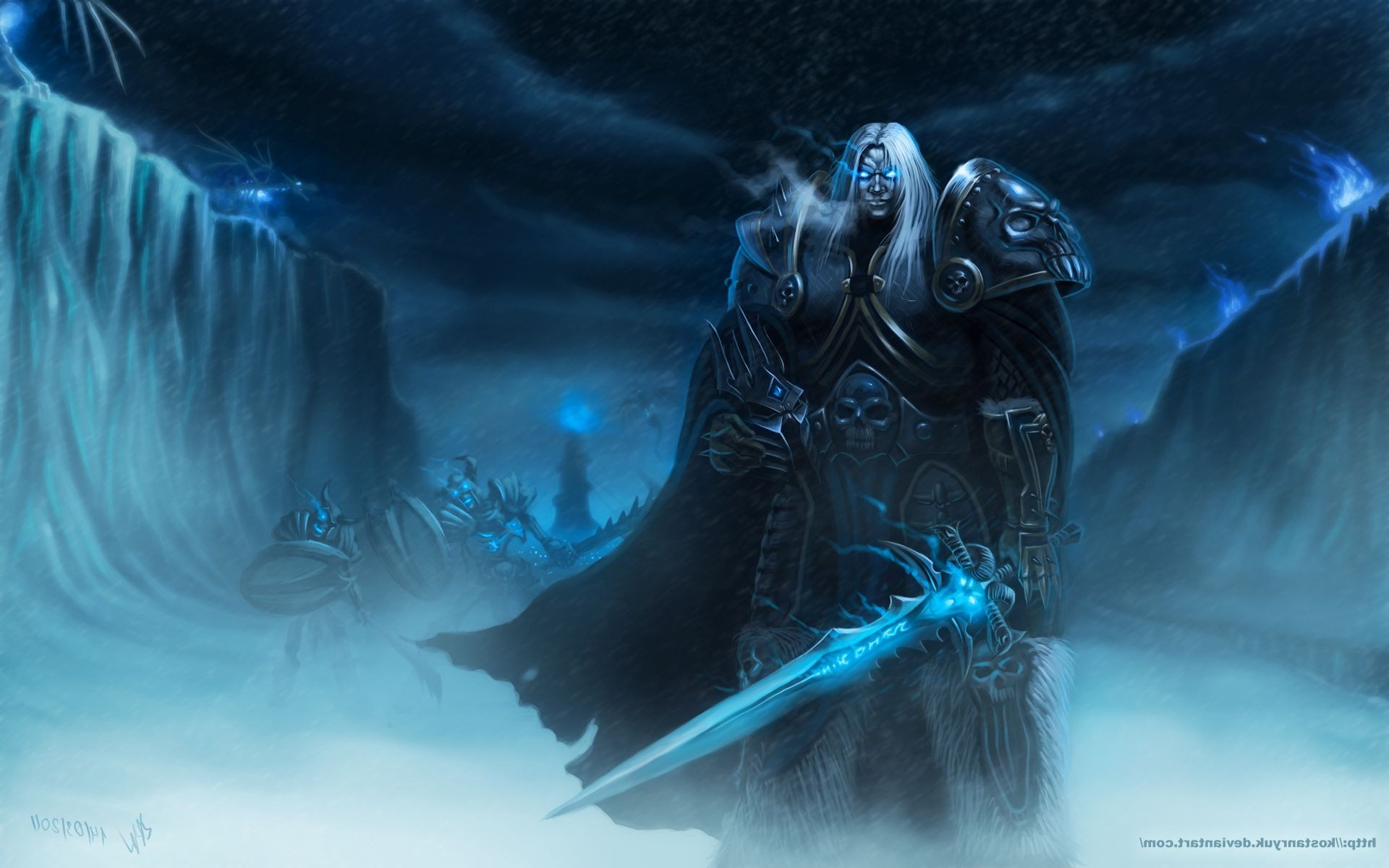 Wow World of warcraft artes - Android wallpapers