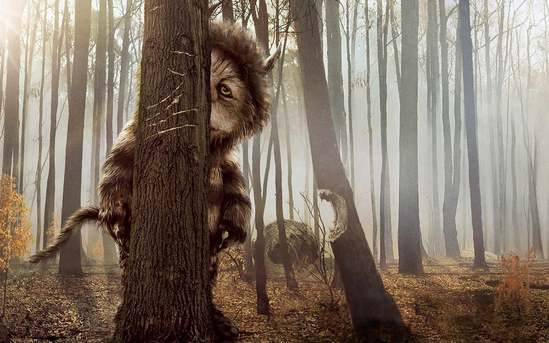 Where The Wild Things Are Free Wallpapers
