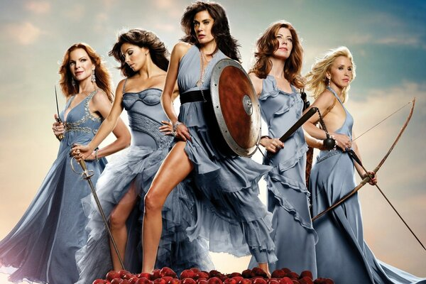 Desperate Housewives Gladiators
