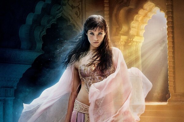 the movie gemma atherton the sands of time princess tamin
