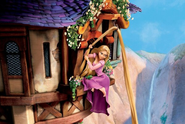 Tangled Princess tangled Rapunzel