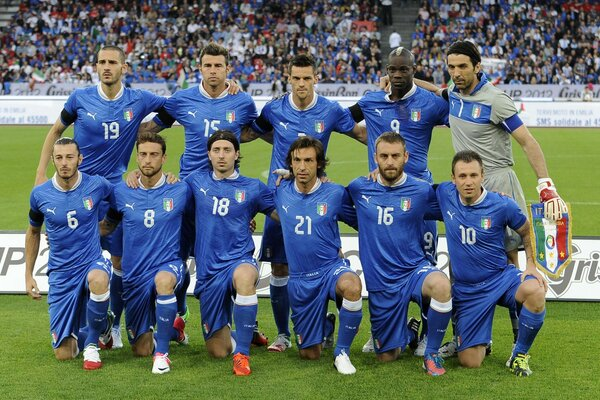 Italia National Team