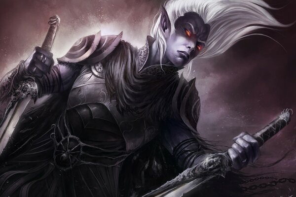 Dark Elves Warhammer