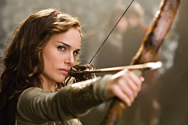 the movie, Isabel your highness, brave pepper Natalie Portman