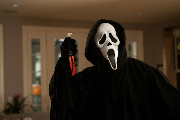 Scream Character