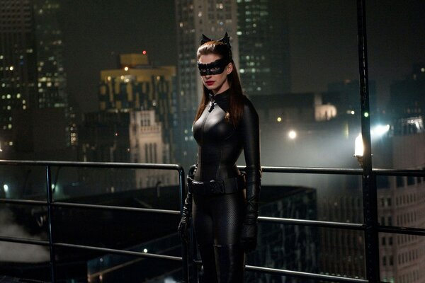The Dark Knight Rises Selina