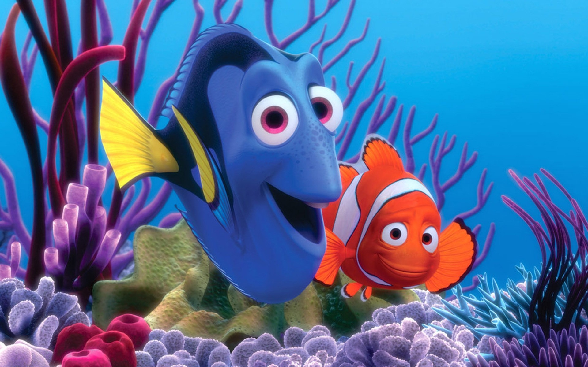 Finding Nemo Fishes Android Wallpapers For Free