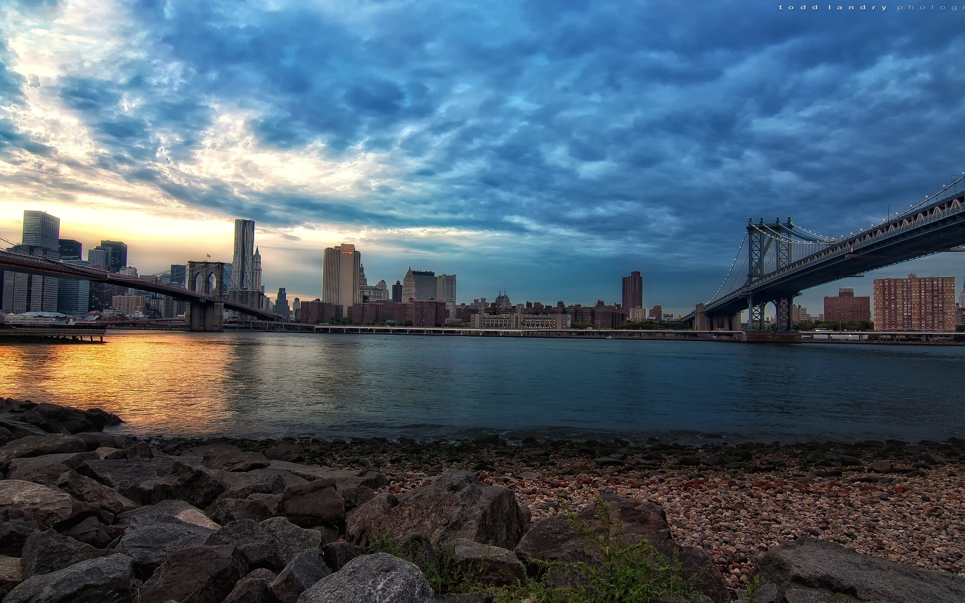 NYC Landscape IPhone Wallpapers For Free