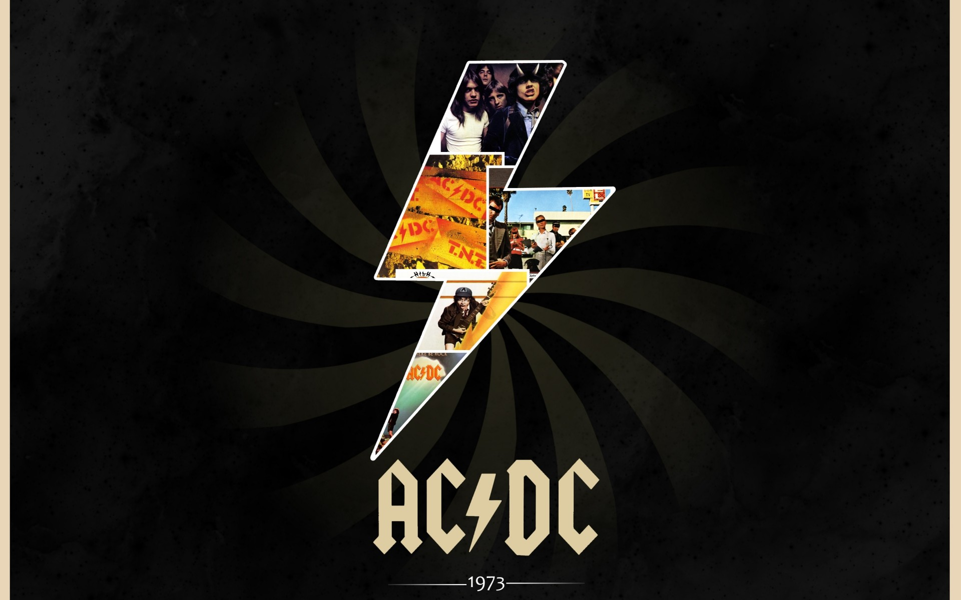 Ac Dc Logo Android Wallpapers