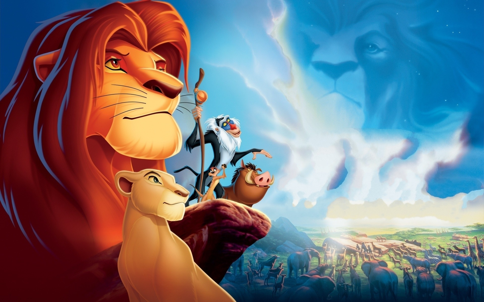 Lion King Simba And Friends IPhone Wallpapers For Free