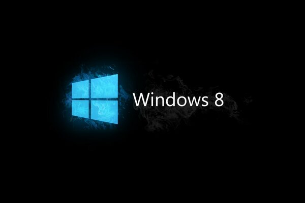 Windows 8 Blue and Black