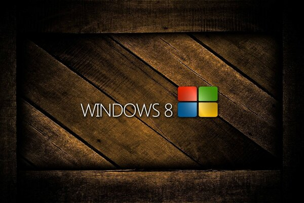 Windows 8 Wood
