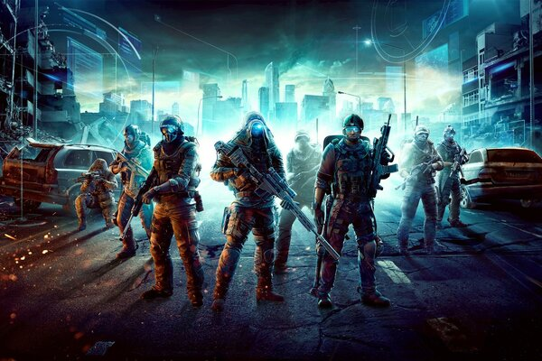 Ghost Recon Future Soldier Ubisoft