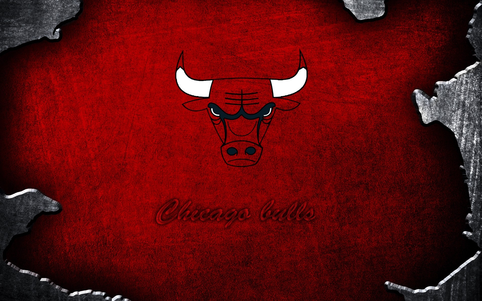 Chicago Bulls Grunge IPhone Wallpapers For Free