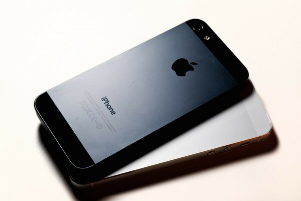 iPhone 5 Rear