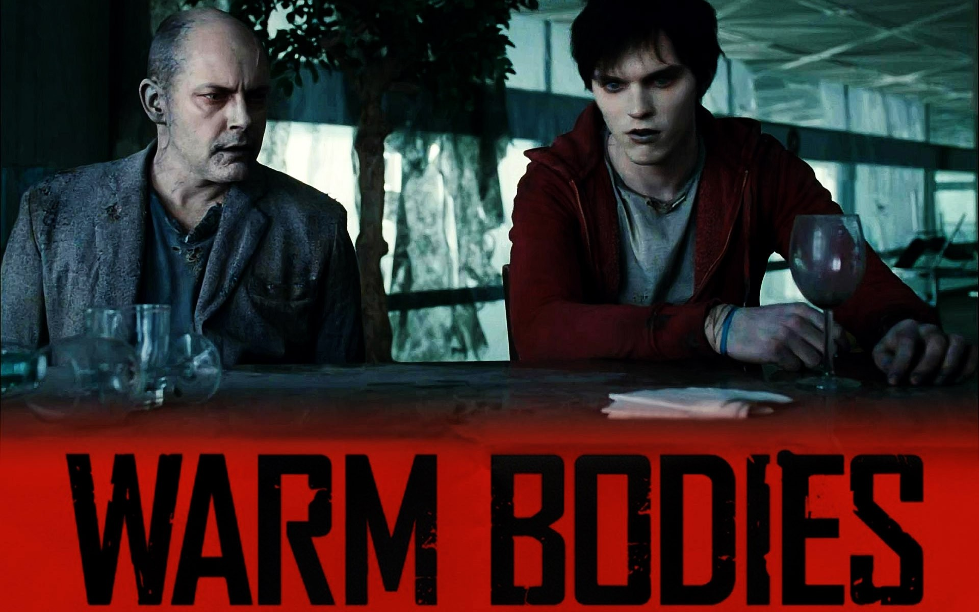 warm bodies 2013. android wallpapers for free.