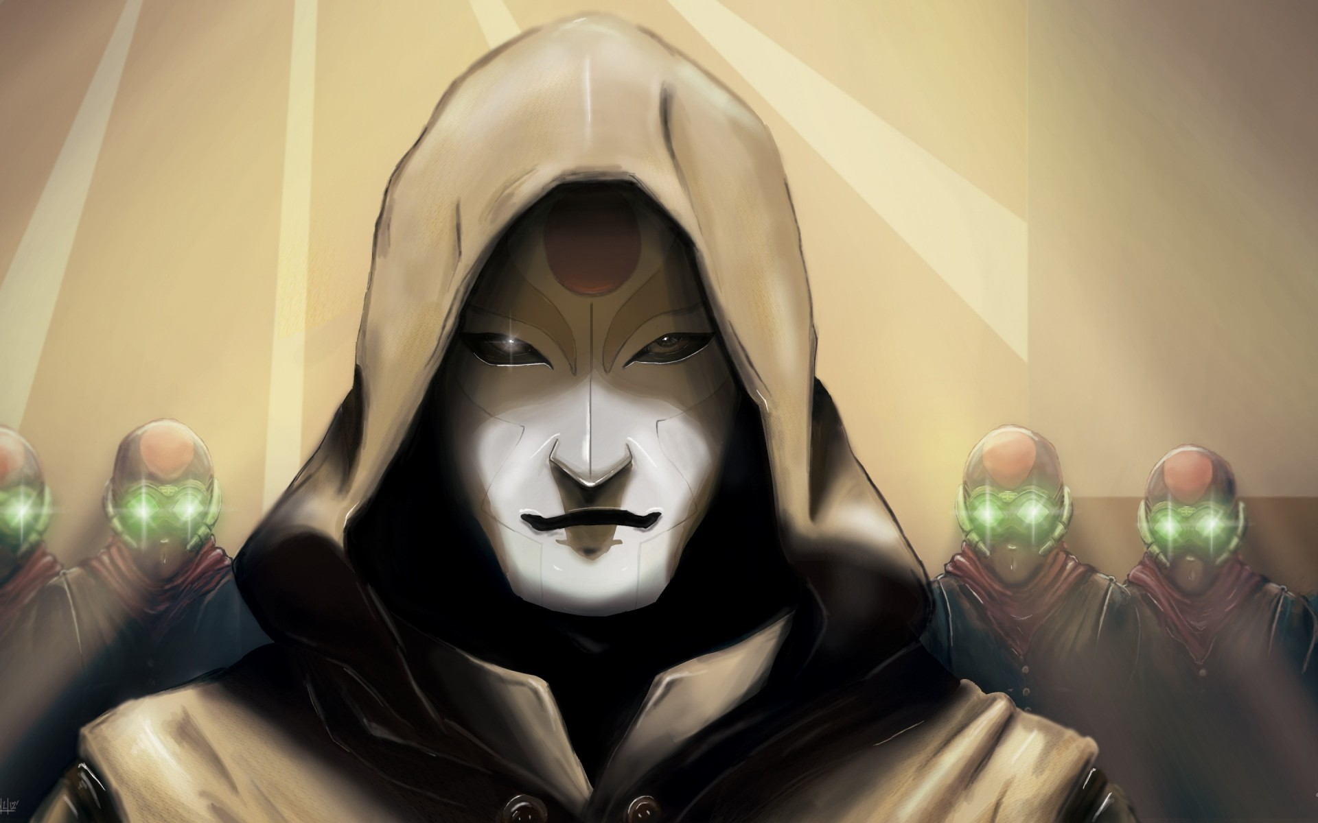 The Legend Of Korra Series Android Wallpapers