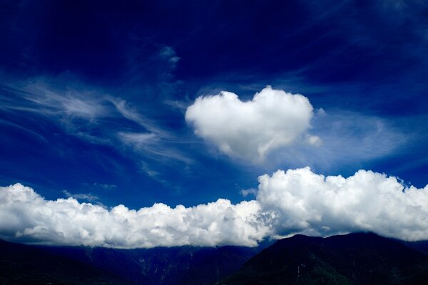 Clouds Heart