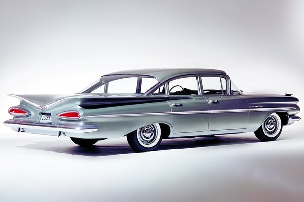 Chevrolet Bel Air Sedan 1959