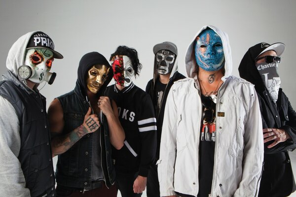Hollywood Undead Cool