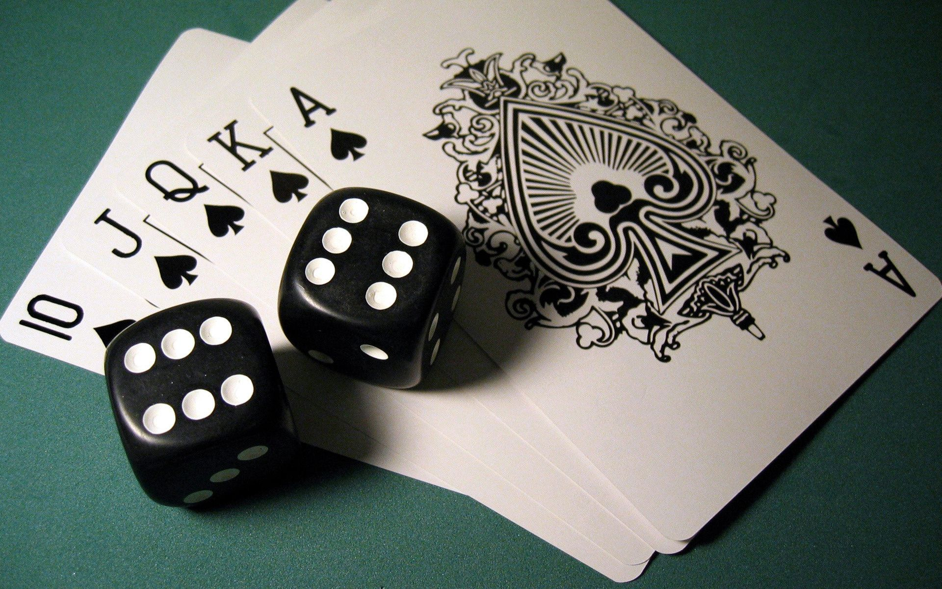 gambling casino chance poker risk luck dice ace lucky play win leisure game success gambler wealth winner money business