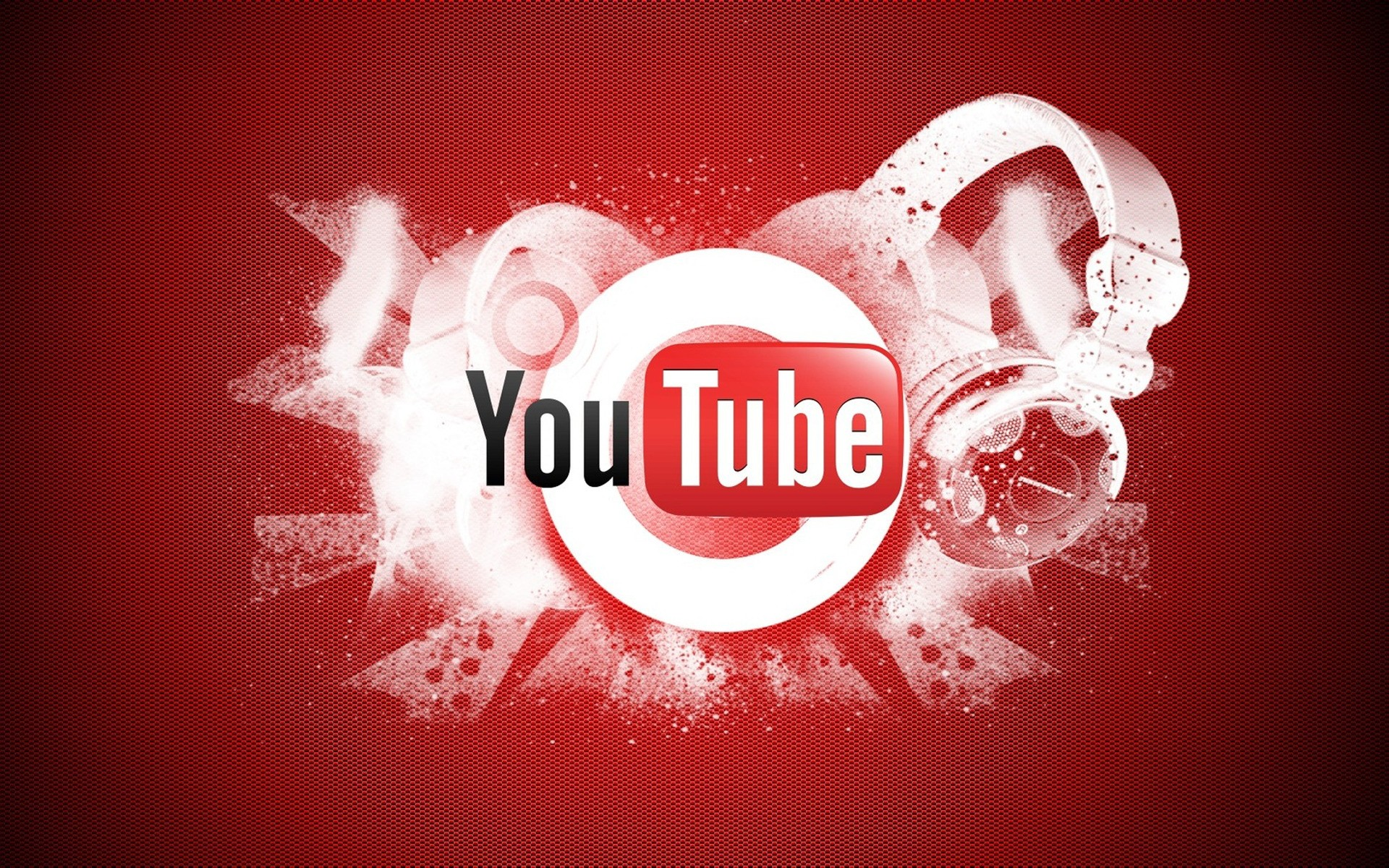 YouTube Logo. Android wallpapers for free.