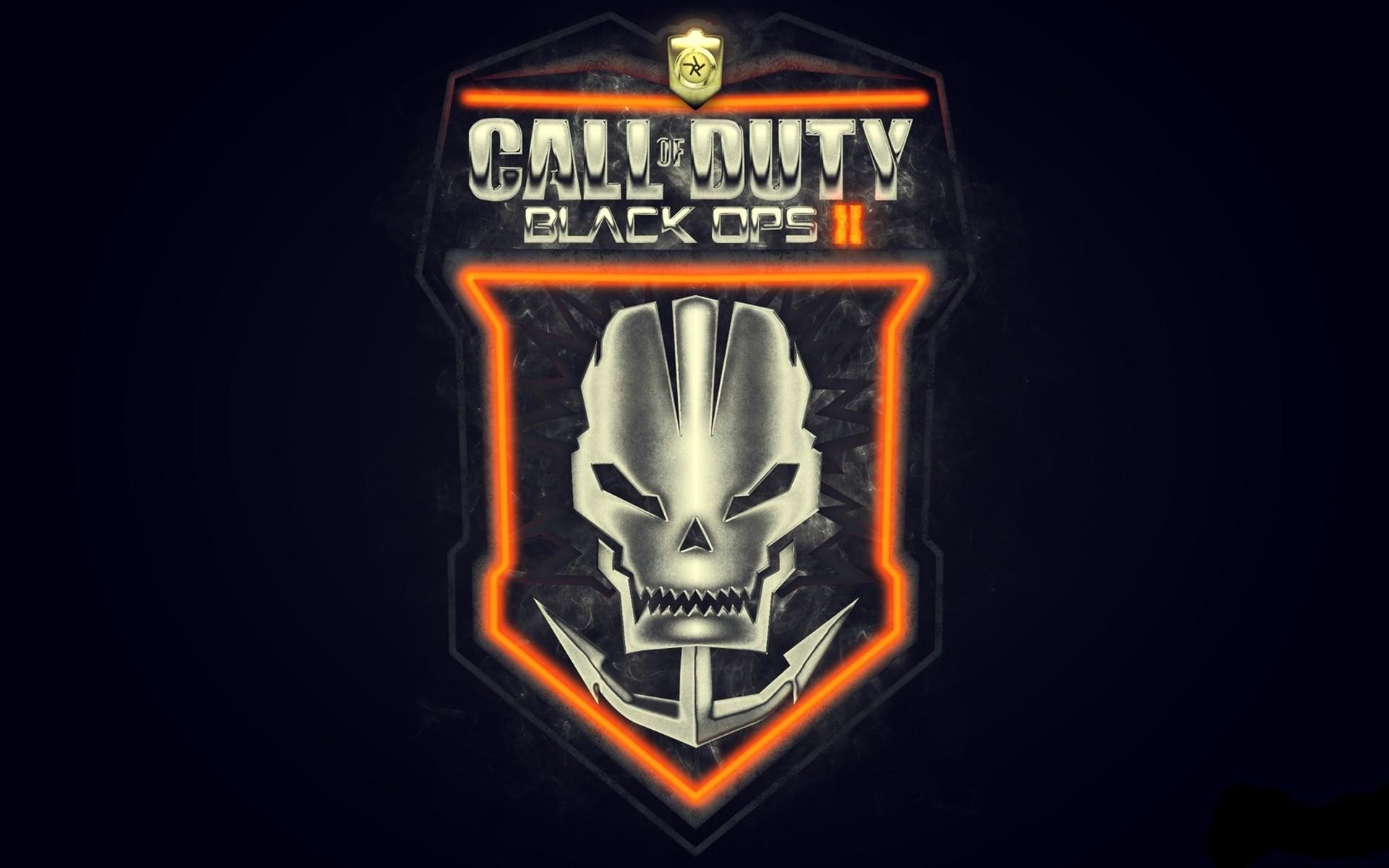 Call Of Duty Black Ops Ii Logo Phone Wallpapers