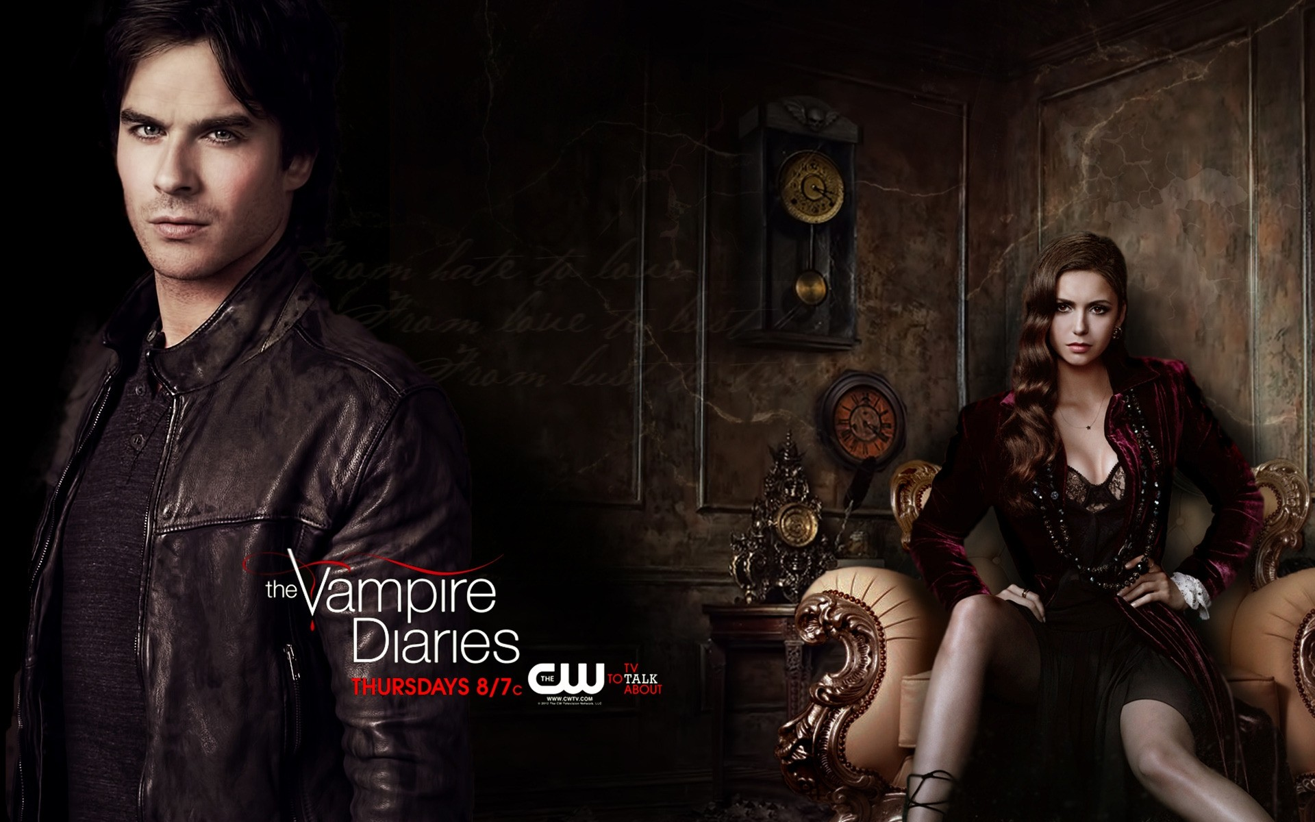 The vampire diaries season 4 android wallpapers for free voltagebd Gallery