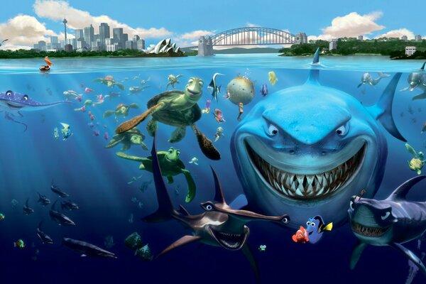 Underwater Creatures Wallpapers For Desktop