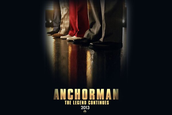 Anchorman The Legend Continues 2013