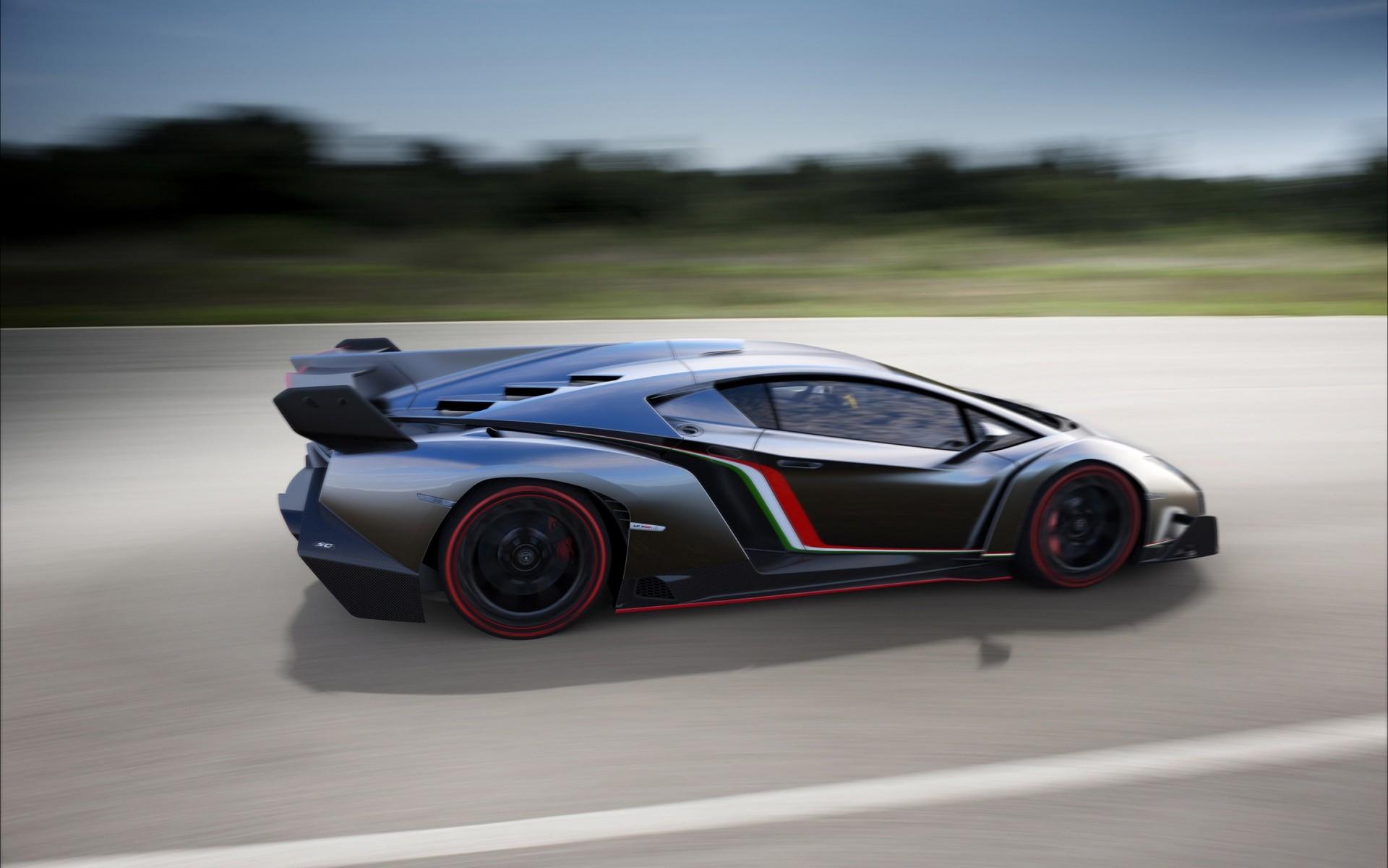 Lamborghini Veneno Speed Desktop Wallpapers For Free