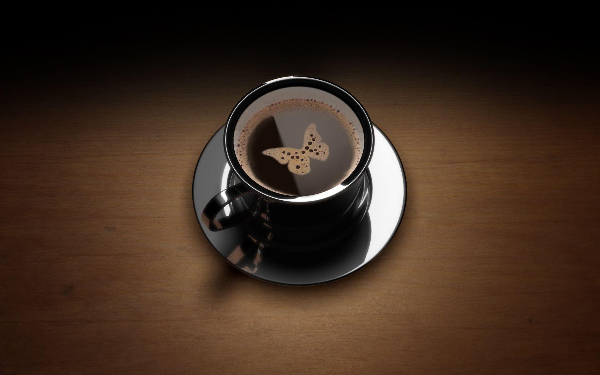 кофе мышь компьютерная чашка черная  № 2175134  скачать