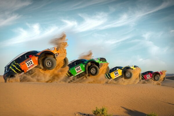 X-raid Mini Countryman Race