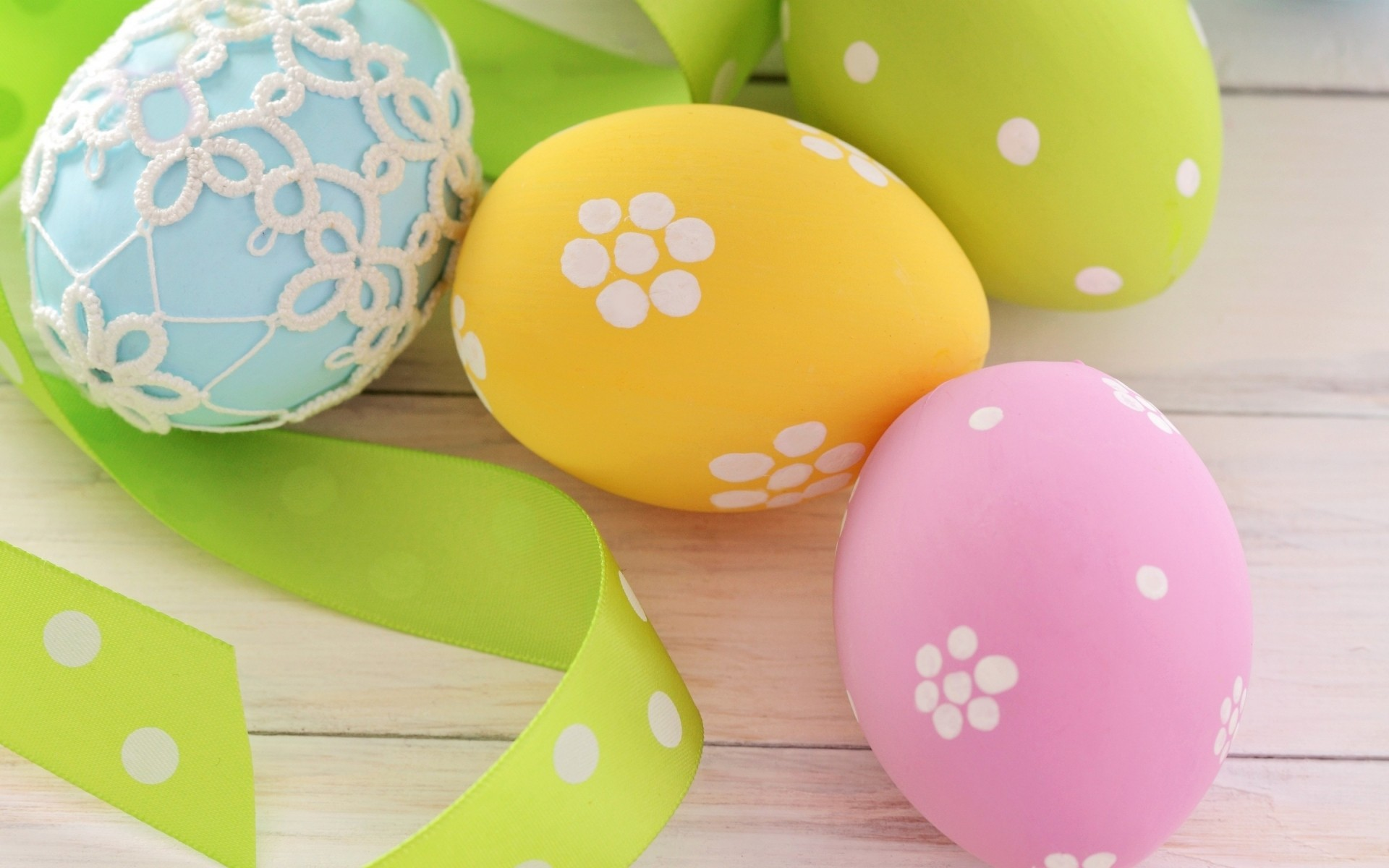Bright Easter Eggs IPhone Wallpapers For Free