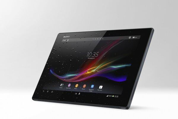 New Sony Xperia Z Tablet